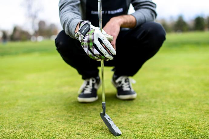 Mettle Golf Polos and Gloves