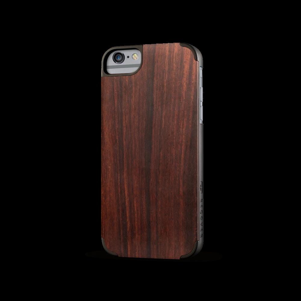 iphone case, wood iphone case, ebony wood, ebony iphone case, recover wood case