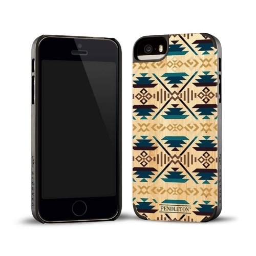 Pendleton Coyote Butte Printed Bamboo iPhone 5/5s Case