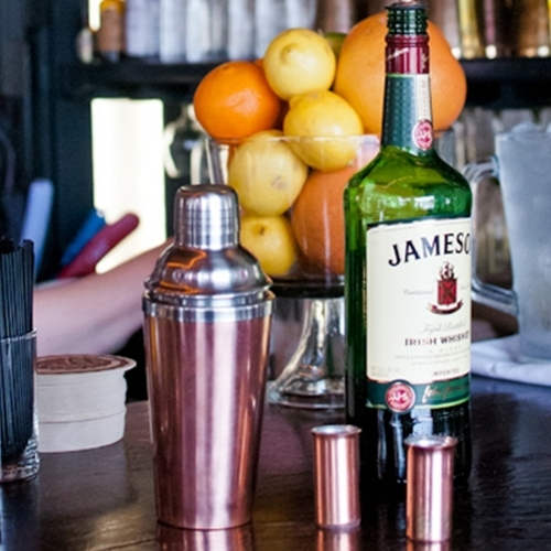 jacob bromwell, bromwell cocktail shaker, legacy cocktail shaker