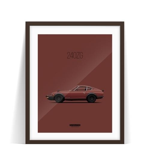 DATSUN 240ZG