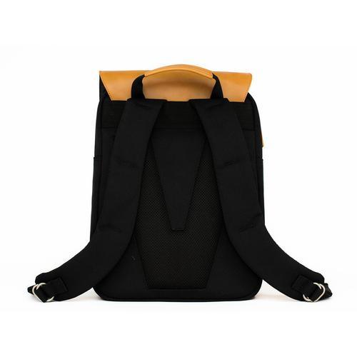 Flatsquare Rucksack | Grey, Brown, or Black | Venque