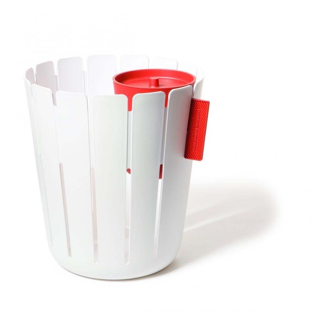 Basketbin, White/Red, Konstantin Slawisnki
