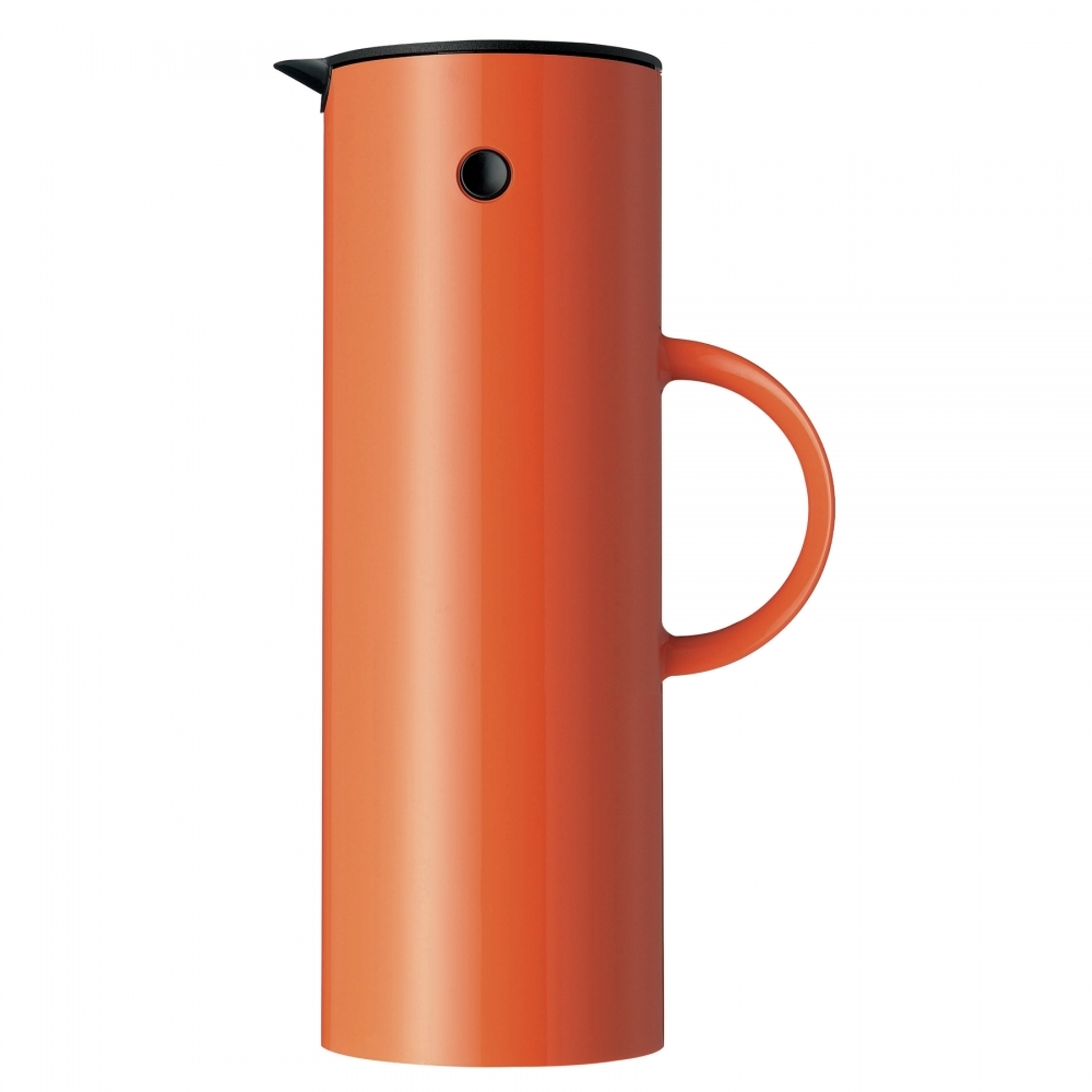 Vacuum Jug, Saffron, Stelton