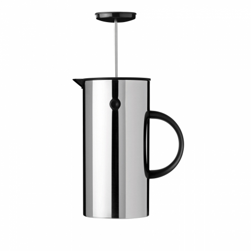 French Coffee Press, Steel