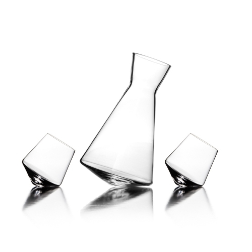 Sake Decanter & Shot Glass Set | Vaso-Sake Set | Sempli