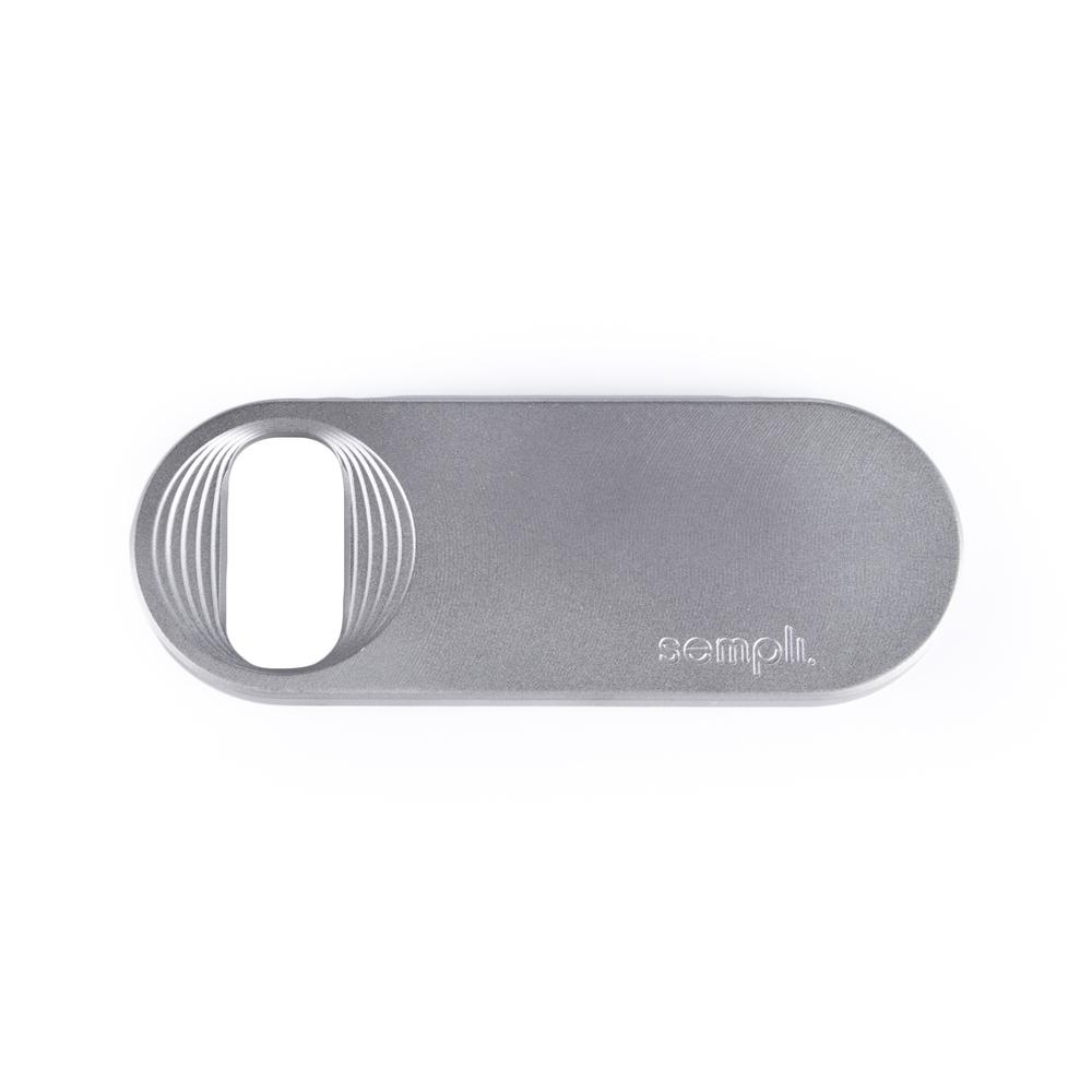 Stainless Steel Bottle Opener | Solvo Bottle Opener | Sempli