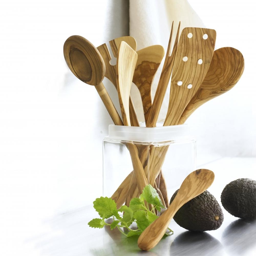 Scanwood- Set of Kitchen Utensils