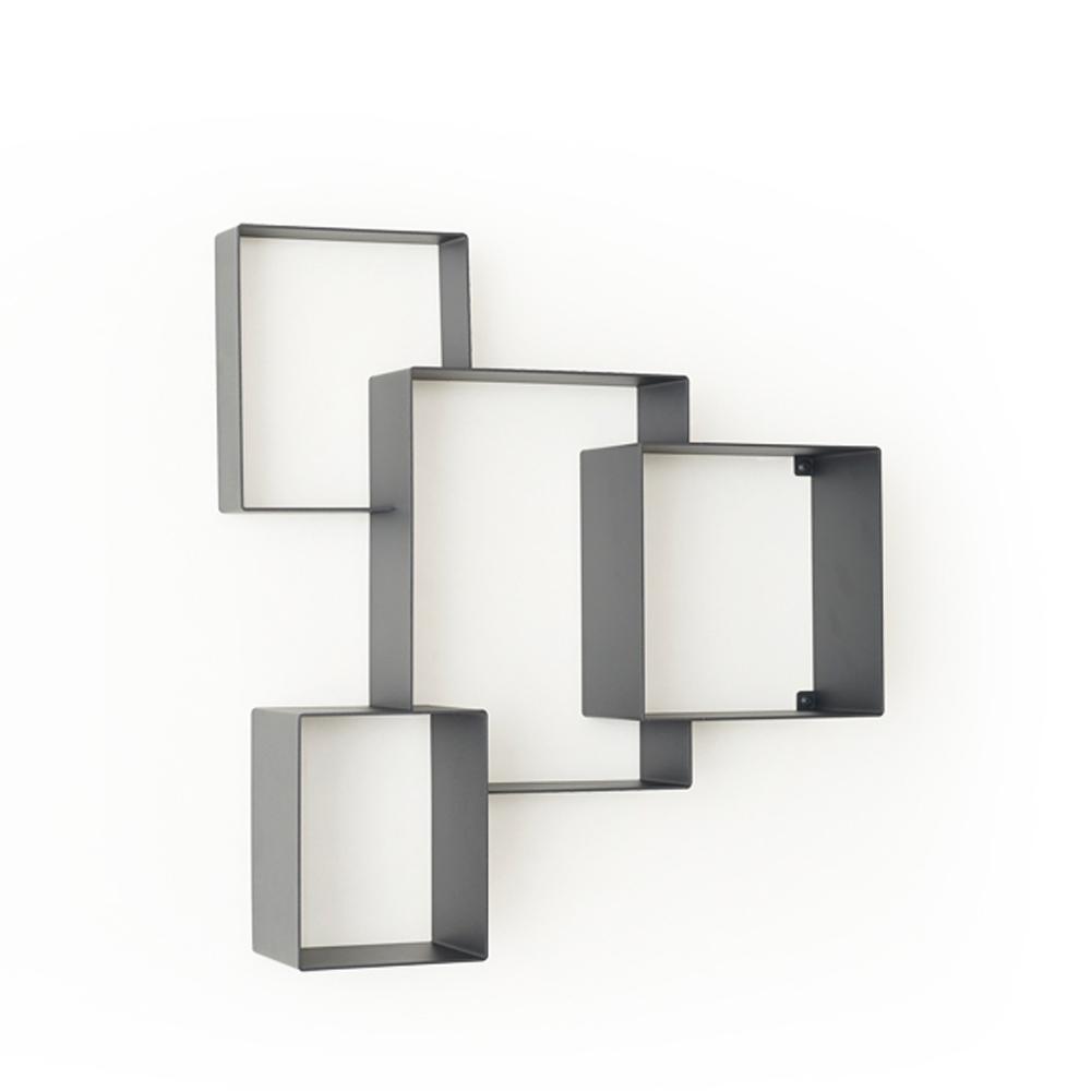 Cloud Cabinet, Dark Grey, Roije