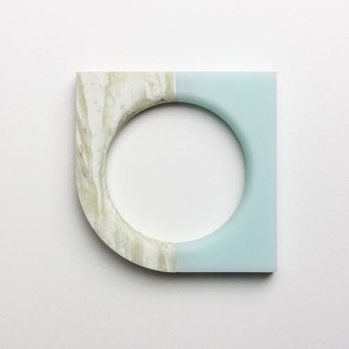 Jasmine Half/Mint Ice