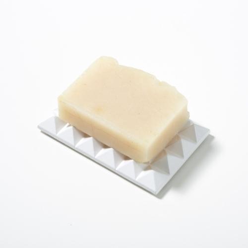 Punk Soap Dish, White, Ampersand