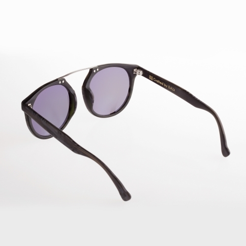 Sunglasses | Owl Eyes II Stone Black | Neo-Ne Sunglasses