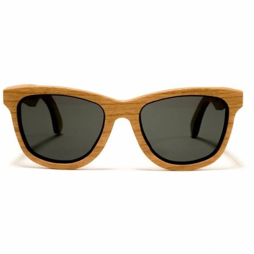 Wood Sunglasses | Bombay Cherry Wood Sunglasses | Parkman