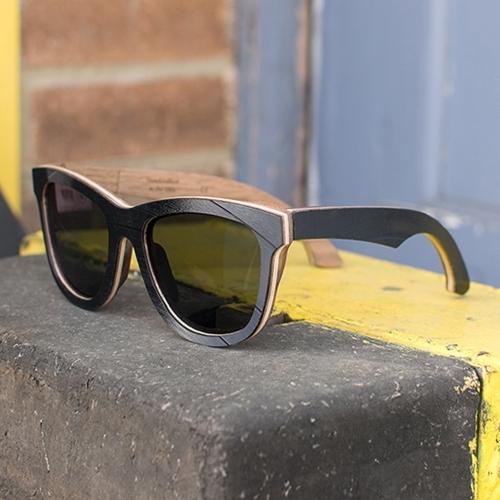 Birch Sunglasses | Bombay Vinyl Record Sunglasses | Parkman