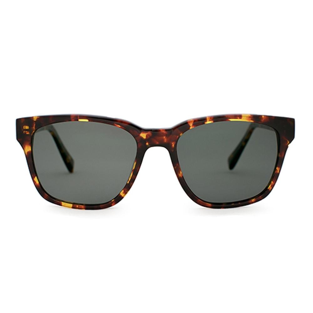 Polarized Brickma Tortoise Sunglasses   Parkman Sunglasses