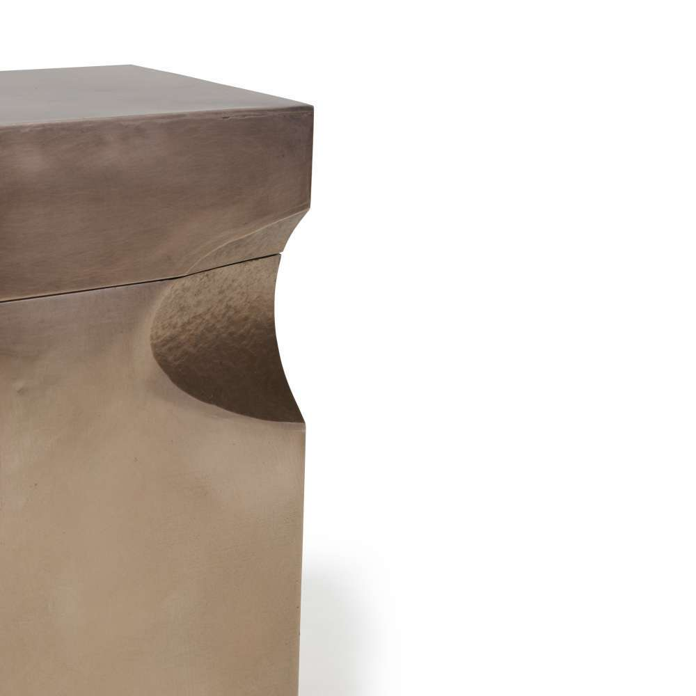 Copper Boolean Box, Wide, Smith Shop Detriot