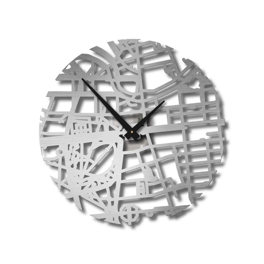 Berlin Clock   Urban Story   Design Timepieces   Map Clock
