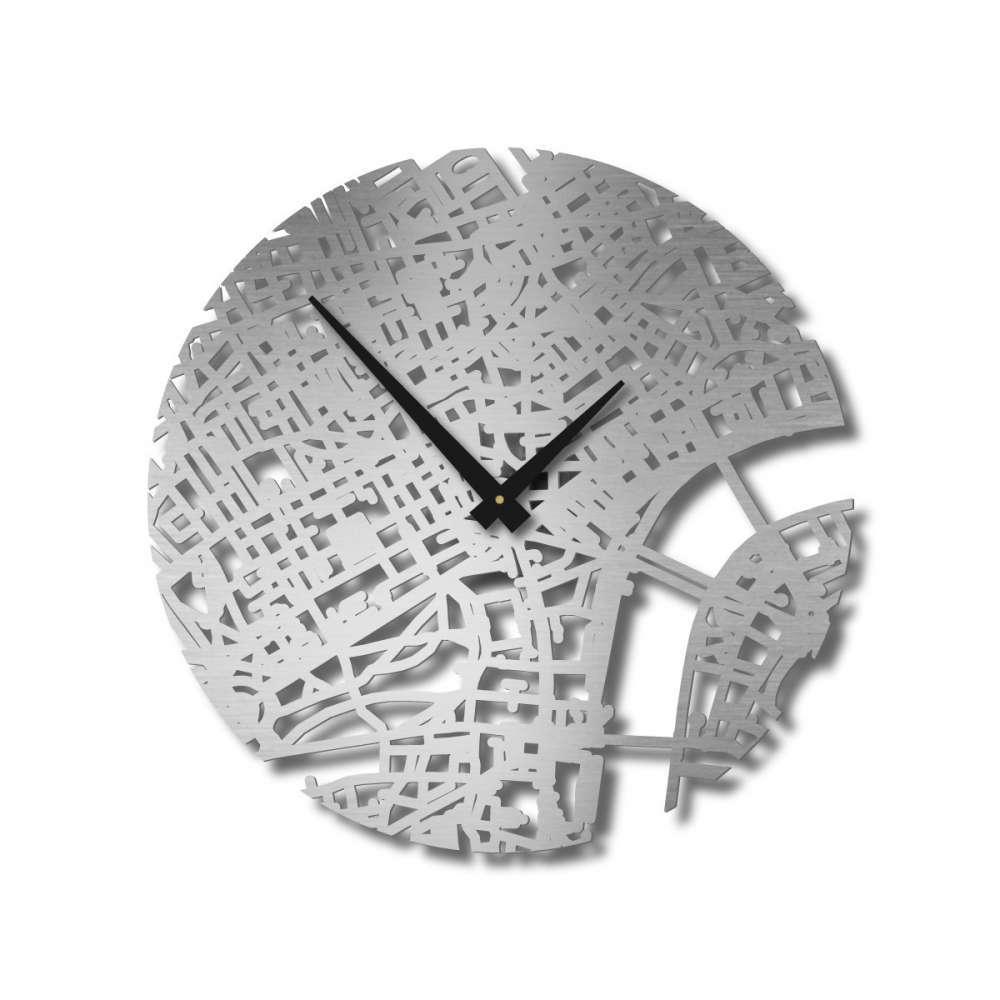 London Clock | City Map Clock | Urban Story