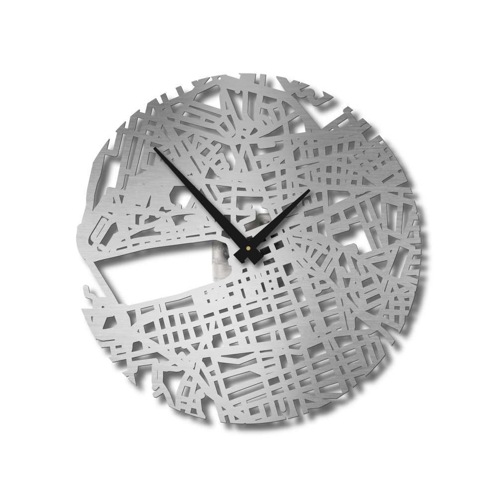Marseille Clock | Urban Story | Map Clock