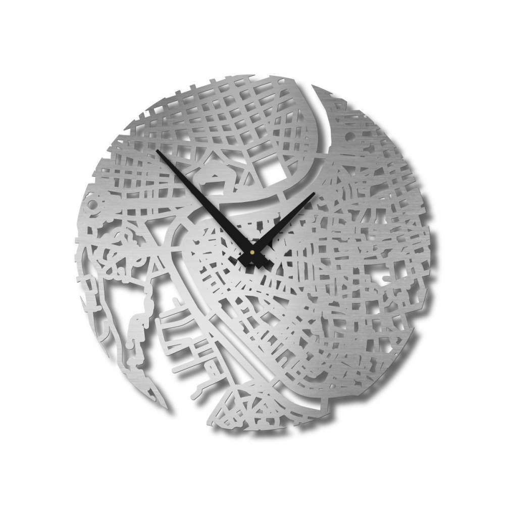 Rome Clock | Urban Story | Wall Timepieces | Map Clocks