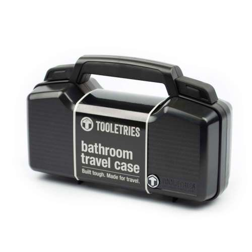 Hard-case Toiletry Bag