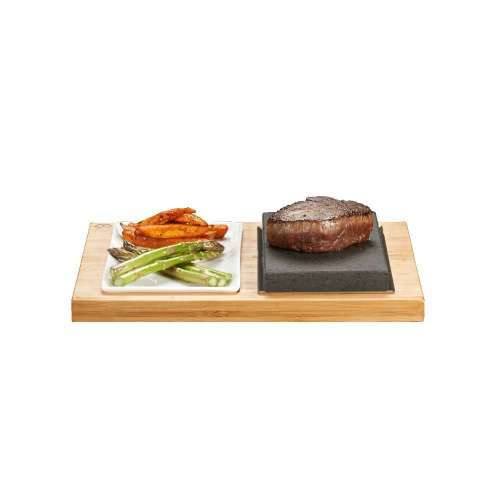 Steak & Sides Set - A Fresh, Fun and Healthy Way to Cook