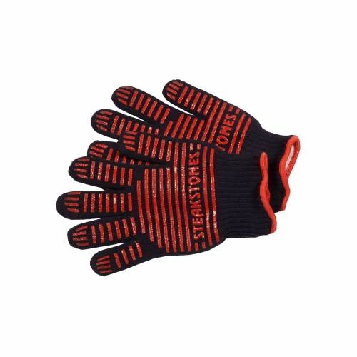 Oven Gloves - Manufactured to Withstand the Temperatures Associated with Hot Stone Cooking
