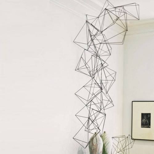 Free Form Wire Crystals - Designed for Easy Installation and Creative Expression