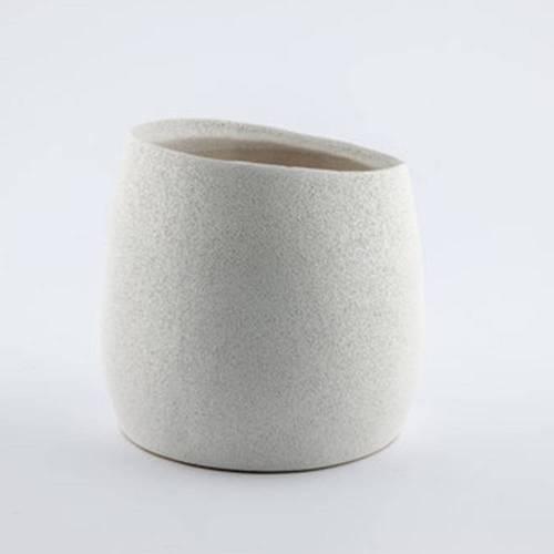Baz Pot, White