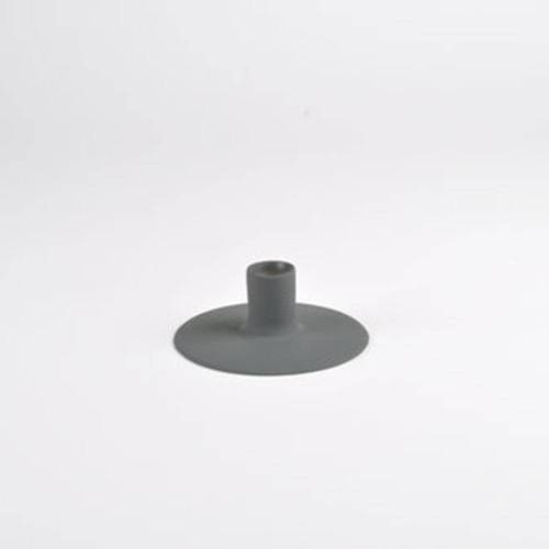 Zest Candle holder, Grey