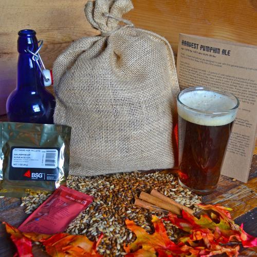 Recipe Pack | Harvest Pumpkin Ale