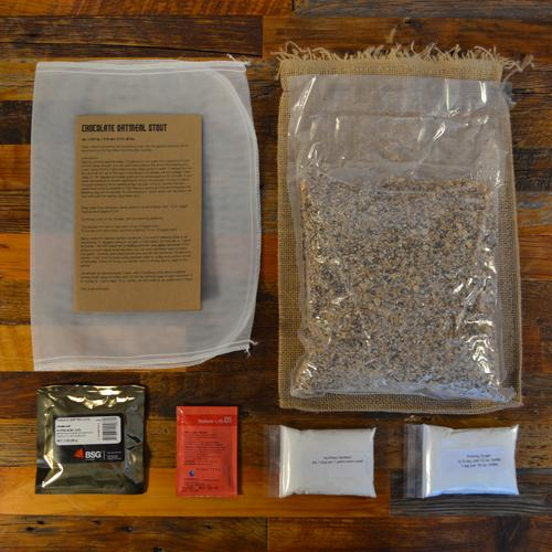 Beer Recipe Pack | Chocolate Oatmeal Stout | Box Brew Kits