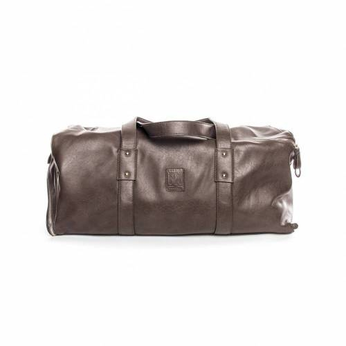 Derek Diagonal Duffle Bag | Charcoal