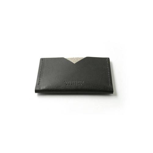 304 Cardholder - Leather Cardholder Necklace
