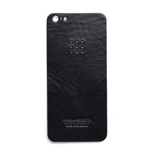 503 iPhone 5 Leather Skin, Black