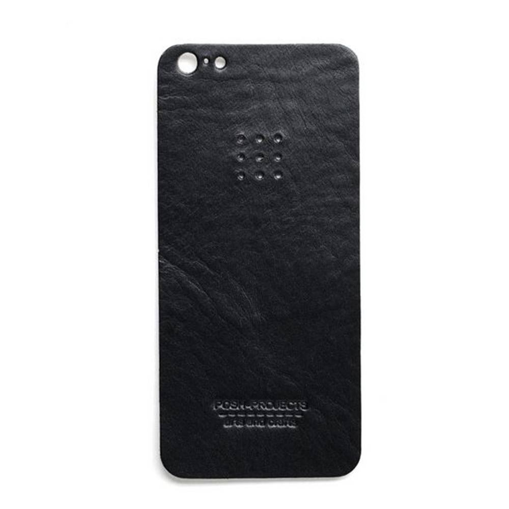 503 iPhone 5 Leather Skin, Black - Leather iPhone Skin