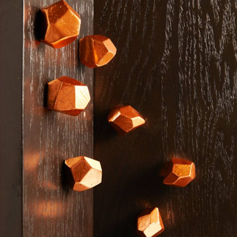 'Crystal' Wall Play, Set of 10 - Wall Decoration Set