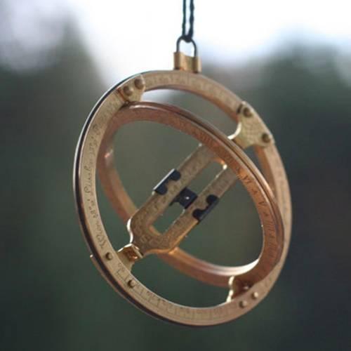 Pocket Sundial - Kala