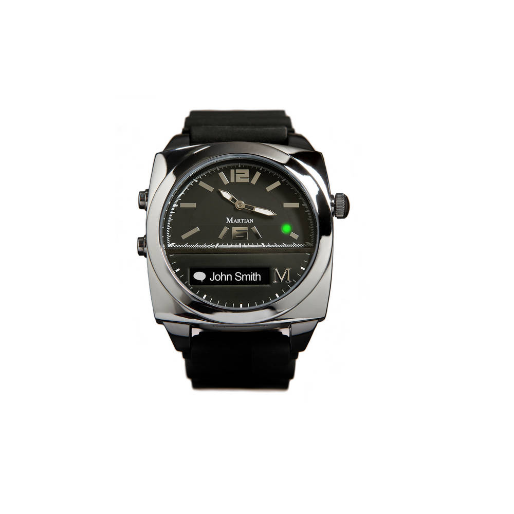 Martian Victory Smartwatch - A Hands Free Gateway to the World