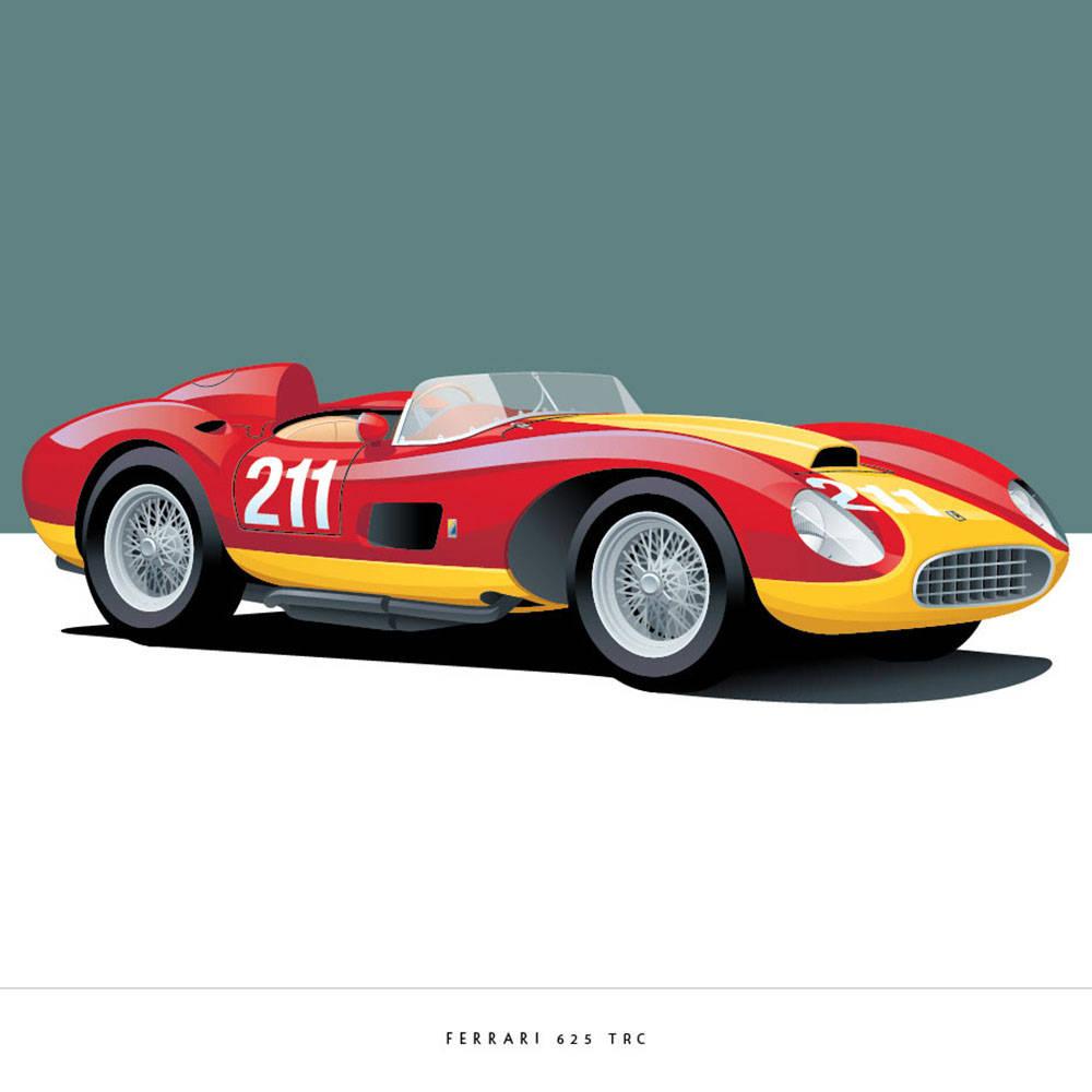 Ferrari 625 - Arthur Schening