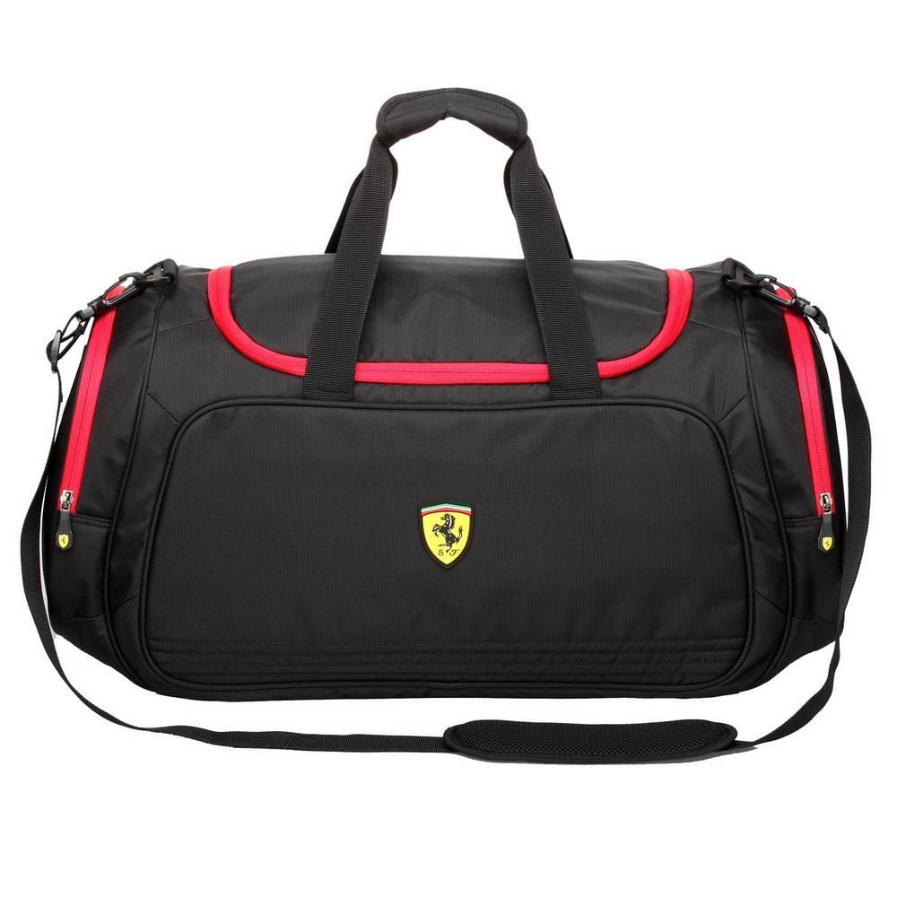 Travel Large Sport Bag - Ferrari