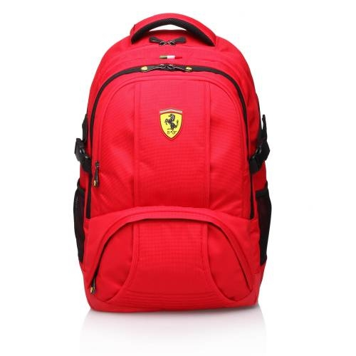 Travel Backpack, Red