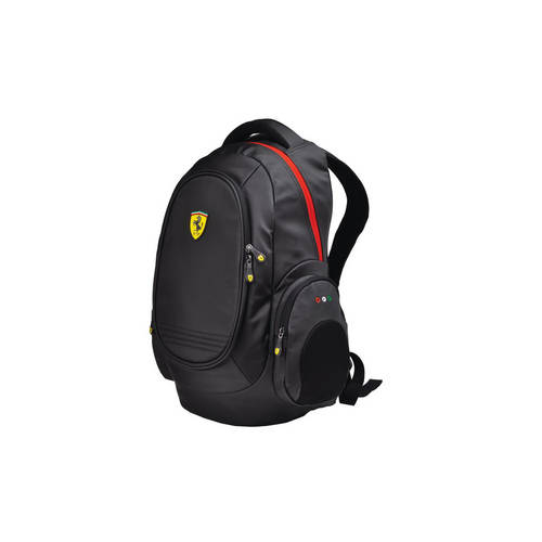 Laptop Backpack, Black