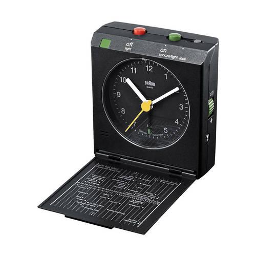 Reflex Control Alarm Clock