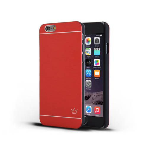 Slim Aluminum iPhone 6 Case | Red