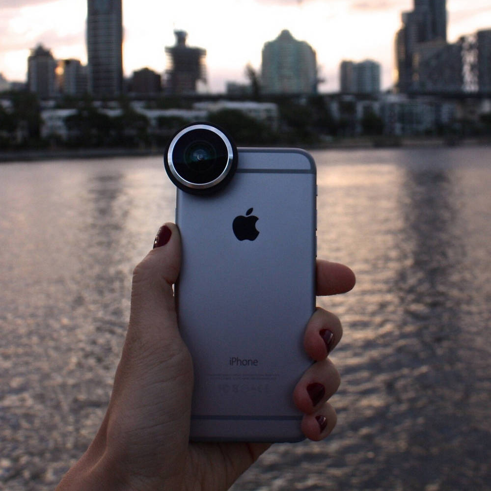 instaLens Super - Capture your Own Panoramic Superworld of Beauty with Each Shot