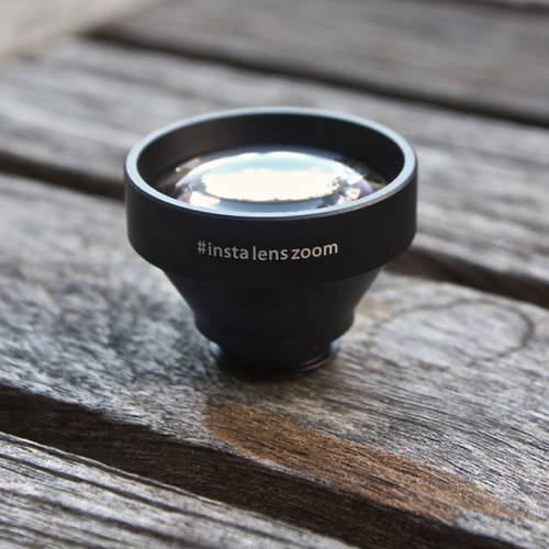 instaLens Telephoto - A Very Impressive 5 Times Telephoto-Style Optical Zoom