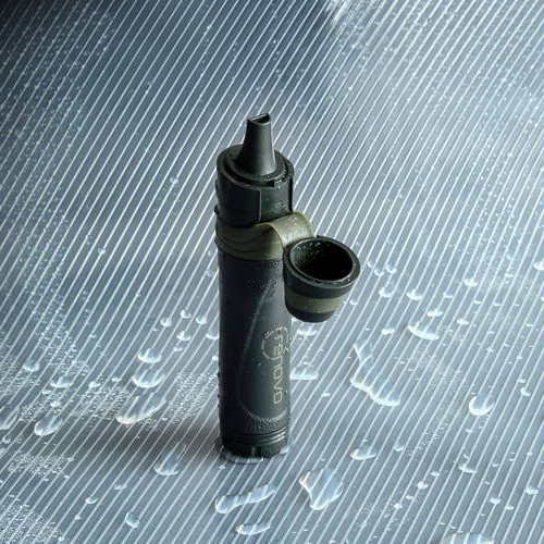 The Renovo Trio - 3 Stage Water Filter