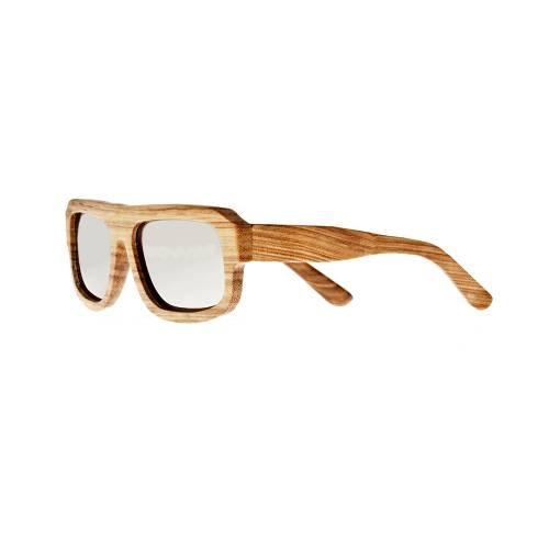 Earth Wood Sunglasses | Daytona Wood Frame Sunglasses