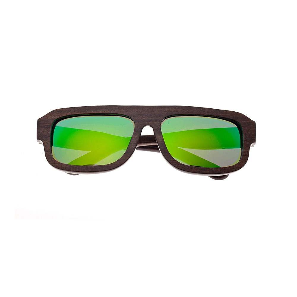 Earth Wood Sunglasses | Daytona Wood Frame Sunglasses